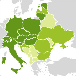 Central-Eastern-Europe
